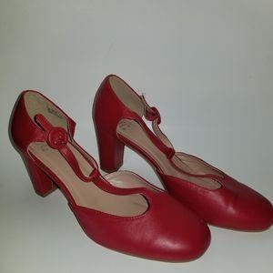 JGoods red heels